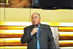 Le premier ministre des TNO, Bob McLeod (Photo d'archives)